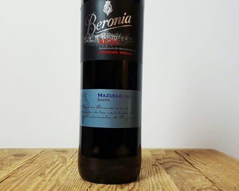 Rioja Beronia 2011