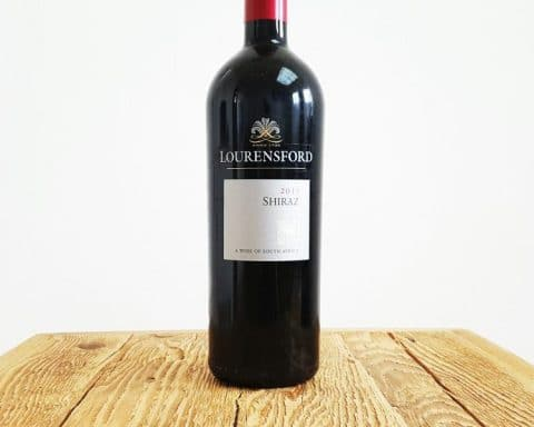 Lourensford Shiraz