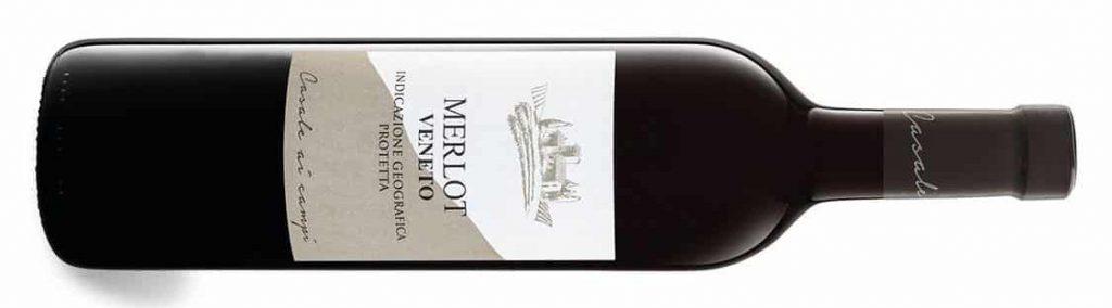 Merlot Veneto Flasche