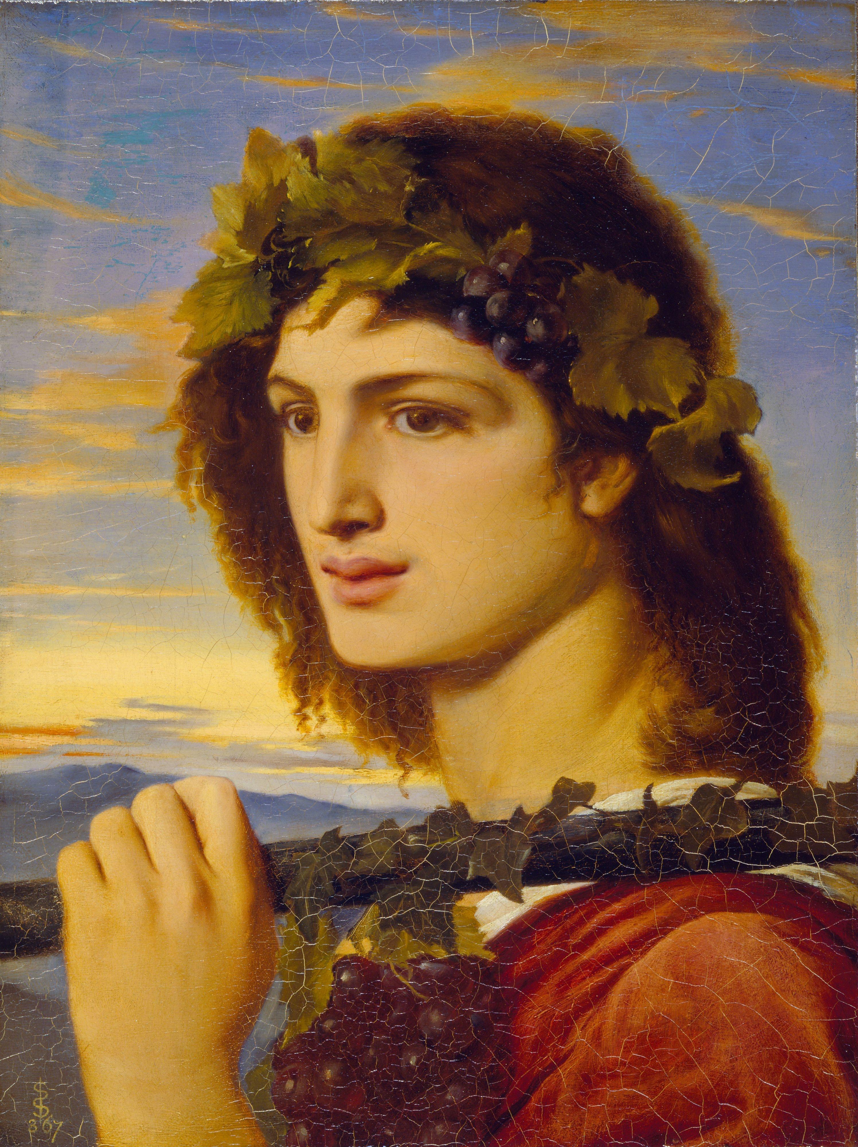 Bacchus – Gott des Weines und des Rausches